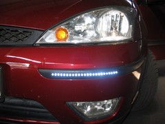 Ford Focus 24cm LED sorral
